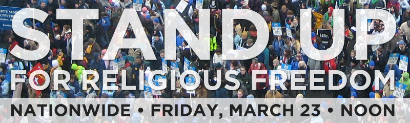 Stand Up for Religious Freedom