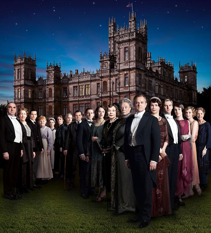 Downton Abbey Suite