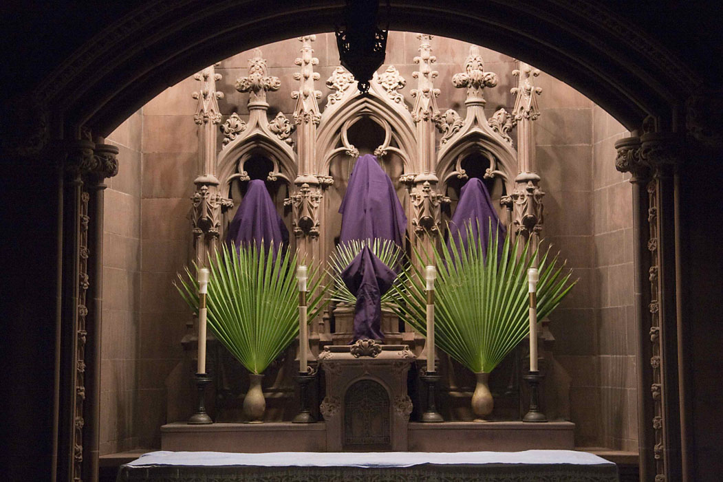 Veiling in Lent