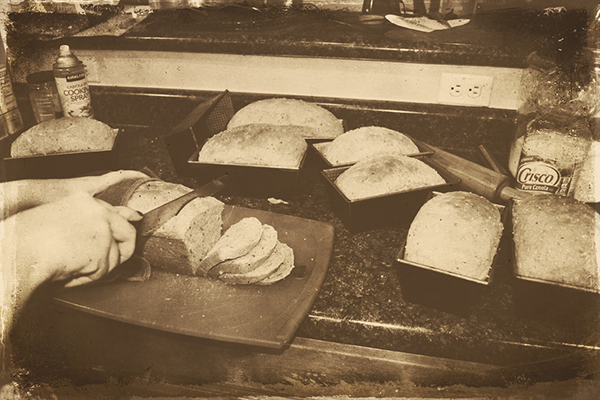 Bread Baking Season