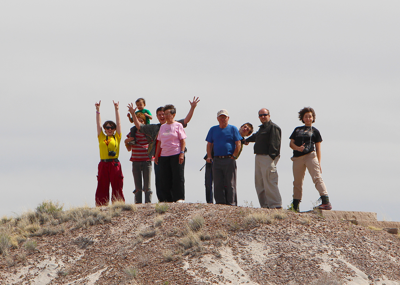 Sight-seeing: Petrified Forest