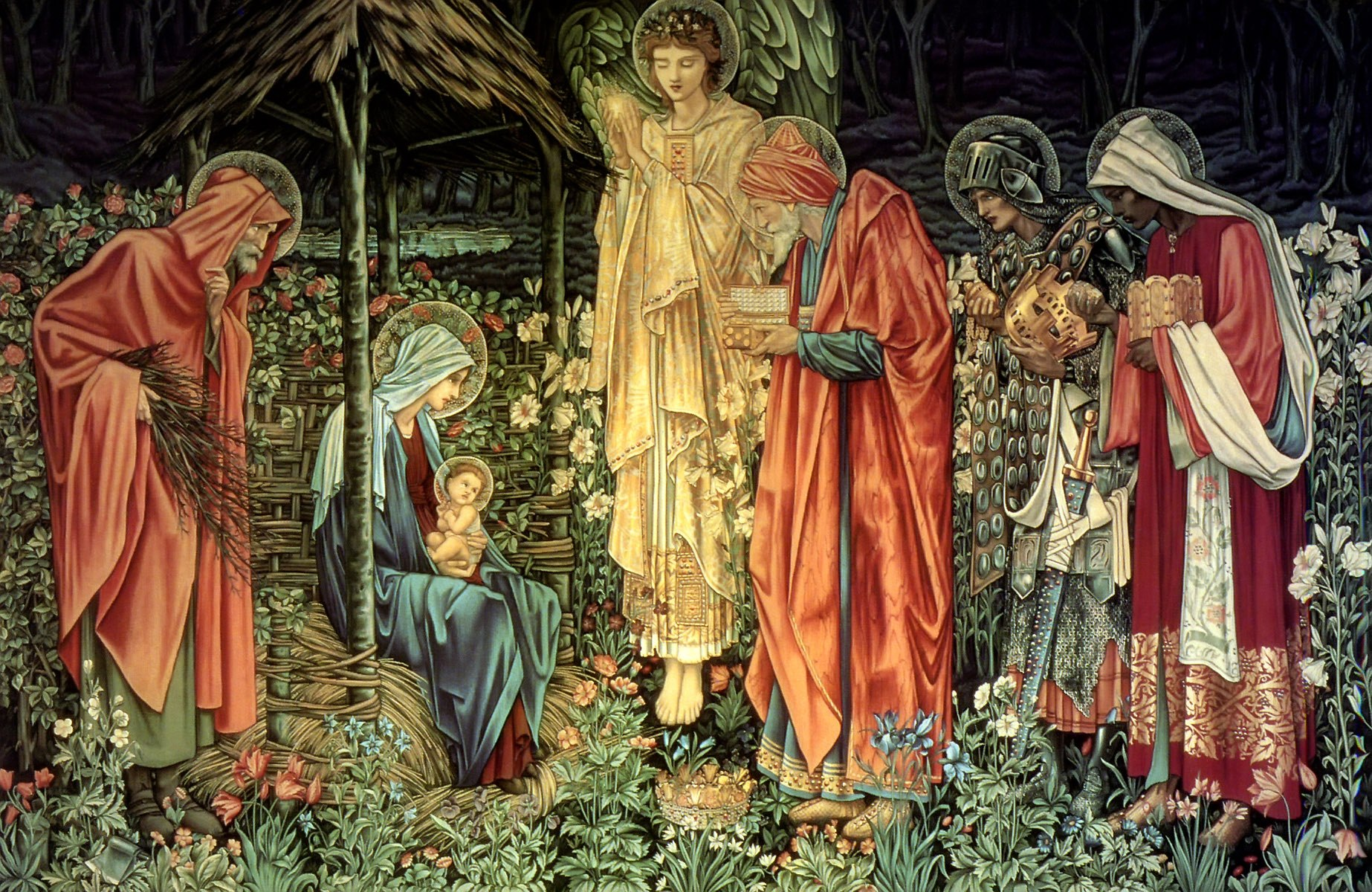 The Epiphany of Our Lord Jesus Christ