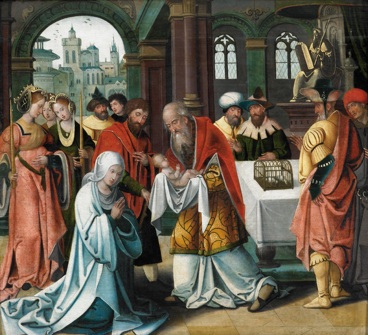 Feb. 2nd: Feast of the Presentation of the Lord